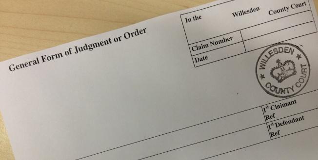 Enforcement Proceedings
